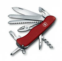 Нож швейцарский Victorinox Tradesman Red