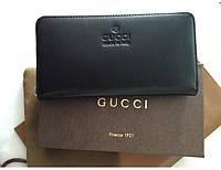 Женский кошелек Gucci (382418) black