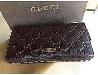 Женский кошелек Gucci (112724) brown