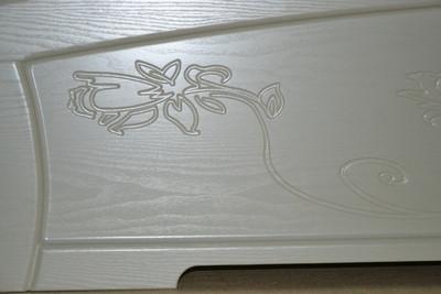 спальня Эмилия цвет белый