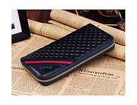 Женский кошелек Gucci (138028) темно-синий