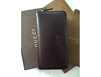 Женский кошелек Gucci (382418) brown