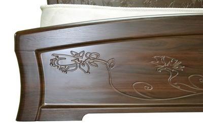 спальня Эмилия цвет орех