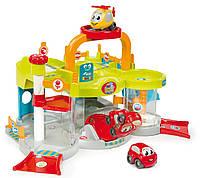 Smoby Игровой центр Мой первый гараж 120402