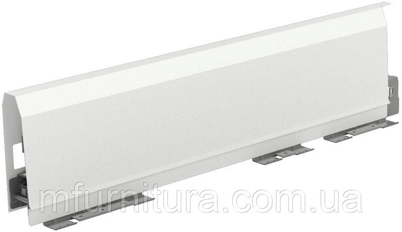 Боковина ящика ArciTech 126 мм / 500 мм-левая / белая / Hettich