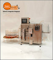 """""""BIGMATIC""""  Автоматическая установка для запаивания спермадоз"""