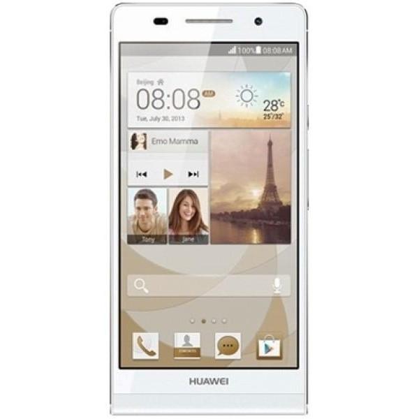 Смартфон HUAWEI Ascend P6-U06 (White)
