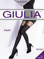 Колготки женские с имитацией классических ботфортов PARI 60 (6) от тм Giulia