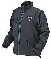 Куртка с подогревом аккумуляторная Makita DCJ200ZXL