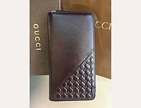 Мужской кошелек Gucci (306788) brown