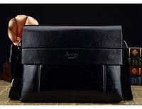 Мужская сумка Jeep black 1214