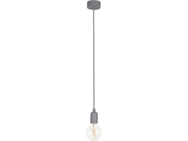 SILICONE GRAY I zwis