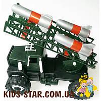 Мобильная Ракетная установка, ПУ-3,(МГ 134)
