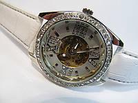 Женские часы скелетон, фото 1