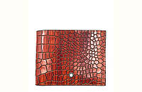 Мужское портмоне Montblanc (2313) brown