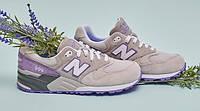 Женские кроссовки New Balance ML999AA Lavender, фото 1
