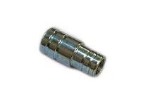 Переходник D16хD19 тосольный стальной