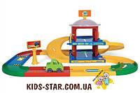 Детская парковка Гараж 2 уровня Wader (53020), фото 1