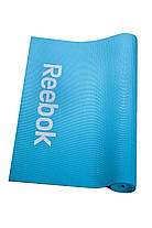 Коврик Reebok RAMT-11024BLL для фитнеса и йоги 1730x610x4 мм, фото 3