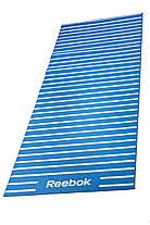 Коврик Reebok RAYG-11030BL для йоги и аэробики 1730x610x4 мм, фото 3