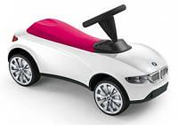Брендовый детский автомобиль BMW Baby Racer III (белый) - 80932413784