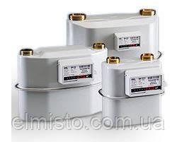 технические характеристики газовых счетчиков ELSTER BK G1,6