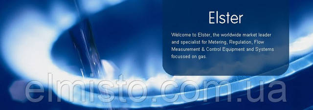 фото  мембранного счетчика газа ELSTER BK G1.6