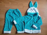 Тёплый костюм ткань велсофт размеры 24-30