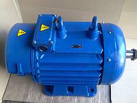 Крановый электродвигатель МТН(F) 411-6