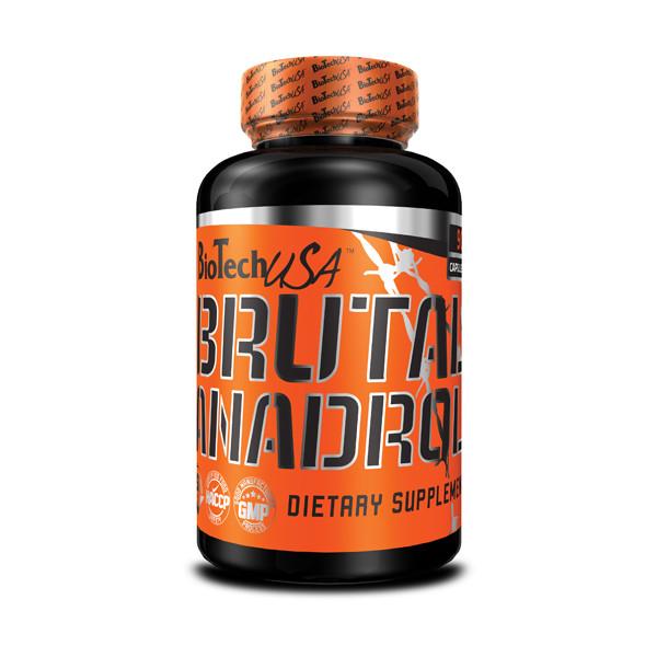 Бустер тестостерона Brutal Anadrol Biotech 90 капсул