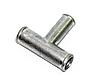 Трійник тосольний 19х16х19 метал.