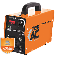 Сварочный инвертор TEXAC ММА 200 ТА-00-001