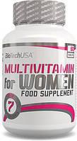 Витамины для женщин Multivitamin for women (60 табл)