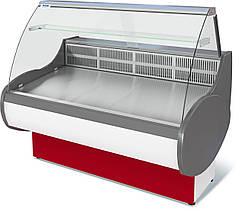 Витрина 1,2 метра холодильная ВХС-1,2 Таир (0...+7) статика