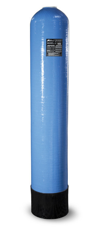 "Корпус (баллон) для засыпных фильтров воды 10х54 (2,5""х 0)"