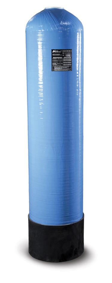 "Корпус (баллон) для засыпных фильтров воды 14х65  (2,5""х 0)"