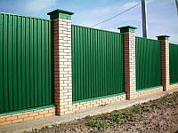 Профнастил ПС, ПК-21 ЦИНК (Україна) 0,5мм