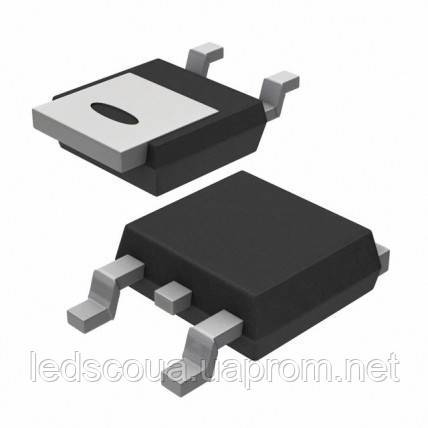 Транзистор 2A, 600V N-Channel MOSFET, D-PAK