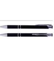 Ручка шариковая металлическая Optima Rill, фото 1
