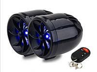 Мотоакустика со встроенным в спикер усилителем