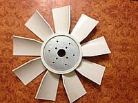 Крыльчатка вентилятора ЯМЗ-236, ЯМЗ-238 (238НБ-1308012-Б2) пластик