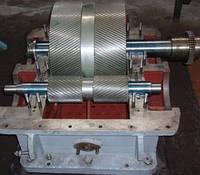 Зубчатые передачи, редуктора  К-250-61-1, К-500-61-1 (5), К-1500, ЦК-135/8; ЦК-115/9