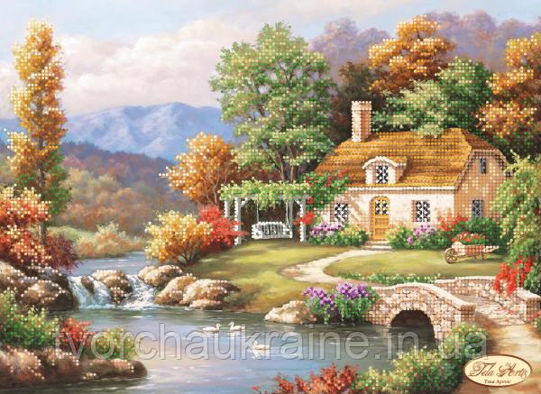 """Схема для вышивки бисером """"Осенне очарование"""""""