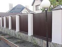Профнастил ПС, ПК-21 ГЛЯНЕЦЬ (Україна, Південна Корея) 0,45мм