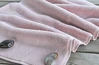 Коврик в ванную  50х80 Eke Home  DURU Розовый