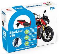 Автомобильная сигнализация StarLine Moto V66