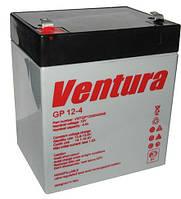 Аккумуляторные свинцово-кислотные батареи Ventura GP 12-4