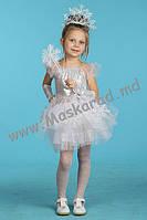 Карнавальный костюм Снежинка, костюм Снежинки для девочки