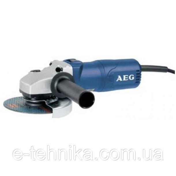 Болгарка AEG WS 8-125