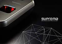 Выход последнего лайнапа продуктов СКУД Suprema 2016